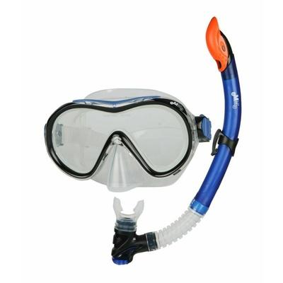 Zestaw dla nurkowanie Emme CANCUN silicon 80354, Emme