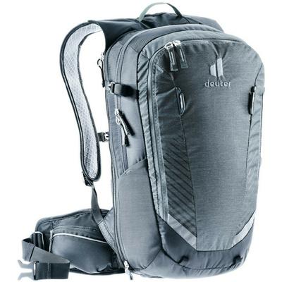 Damski plecak rowerowy Deuter Kompaktowy EXP 12 czarny / grafitowy, Deuter