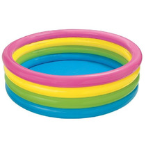 Basen Intex SUNSET GLOW POOL 168 cm 56441, Intex