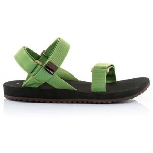 Sandały SOURCE Urban Men's Leather Green, Source
