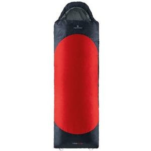Śpiwór worek Ferrino Yukon Pro SQ New red 86360NERR, Ferrino