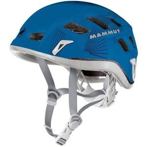wspinaszkowy kask Mammut Rock Rider 56-61cm szary / niebieski, Mammut