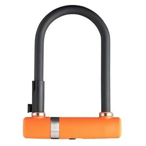 Zamek AXA Newton UL Pro 190mm klucz pomarańczowy, AXA