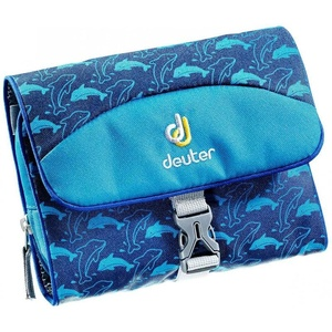 Dziecięca toaletowy torba Deuter Wash Bag Kids ocean, Deuter