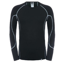 Koszulka The North Face M Light LS Crew Neck czarny T0A2LUJK3, The North Face