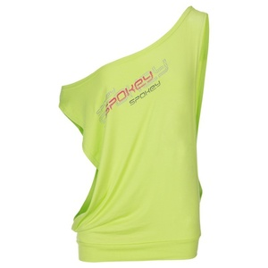 Spokey fitness top PUFF zielony, Spokey