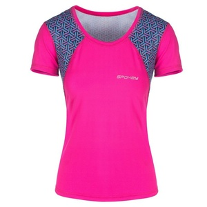 Spokey fitness koszulka RAIN rużowy, Spokey