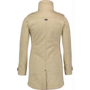 Damski sweter softshelowy płaszcz NORDBLANC Palatial NBWSL6598_BZA, Nordblanc