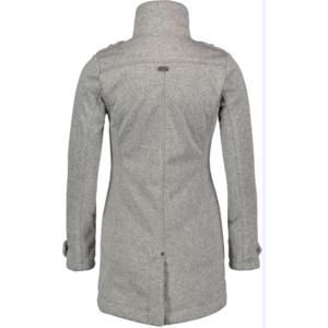 Damski sweter softshelowy płaszcz NORDBLANC Palatial NBWSL6598_SVS, Nordblanc