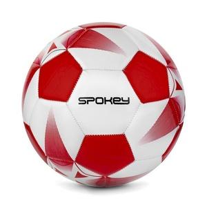Futbolowa piłka Spokey E2018 mini biało-czerwony rozmiar. 1, Spokey