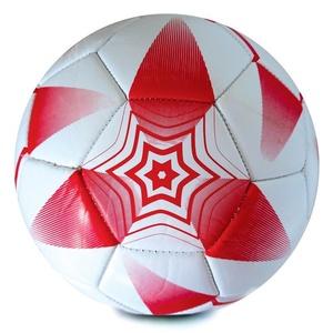 Futbolowa piłka Spokey E2018 mini biało-czerwony rozmiar. 2, Spokey