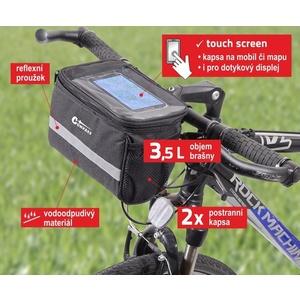 Selfzda na rowerze do kierownica Compass, Compass