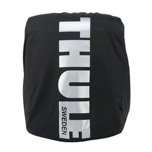 Płaszcz przeciwdeszczowy do mały torbę Thule, black 100047, Thule