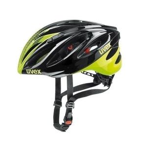 Kask Uvex Boss Race, black-neon yellow, Uvex