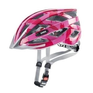 Kask Uvex I-VO C, dark pink shiny , Uvex