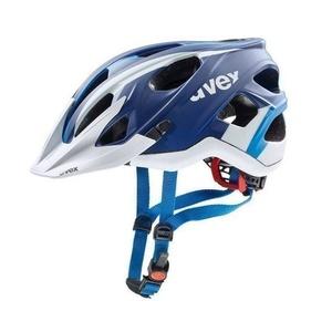 Kask Uvex Stivo CC, blue white mat, Uvex