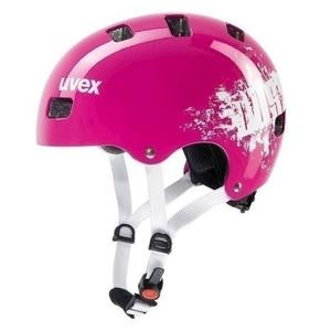 Kask Uvex Kid 3, pink kurz, Uvex