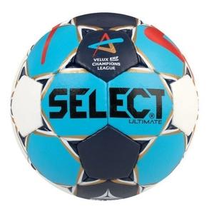 Ręczna piłka Select HB Ultimate Champions League Men biało niebieska, Select