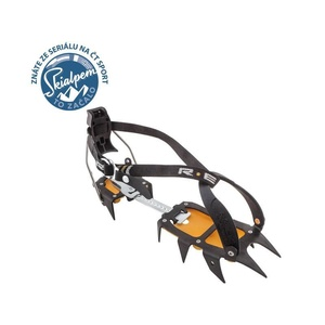 raki Rock Empire Crampons Expert, Rock Empire