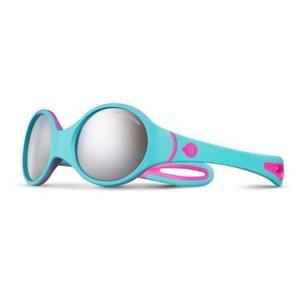 Przeciwsłoneczna okulary Julbo Loop Spectron 4 Baby, rose fluo/turquoise/gris, Julbo