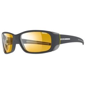 Przeciwsłoneczna okulary Julbo Montebianco Zebra, dark szary / szary / żółty, Julbo