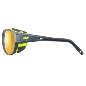 Przeciwsłoneczna okulary Julbo Explorer 2.0. Zebra matt grey green, Julbo