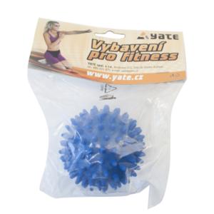 do masażu piłka Yate 90 mm niebieski, Yate