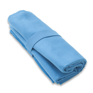 Szybkoschnący ręcznik JEGO farba niebieska L 50x100 cm, Yate