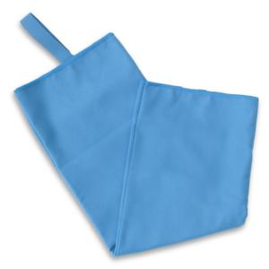 Szybkoschnący ręcznik JEGO farba niebieska XL 100x160 cm, Yate