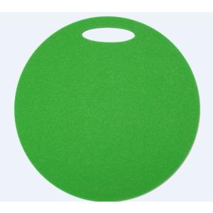 Stołek Yate okrągłe 1 warstwa średnica 350 mm jasno. zielone, Yate