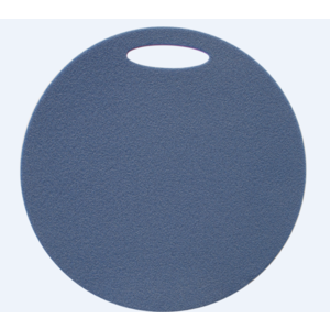 Stołek Yate okrągłe 2 warstwa średnica 350 mm niebieski / różowy, Yate