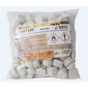 Mocny paliwo stałe Yate 1,0 kg (tabletki w PE torebce), Yate