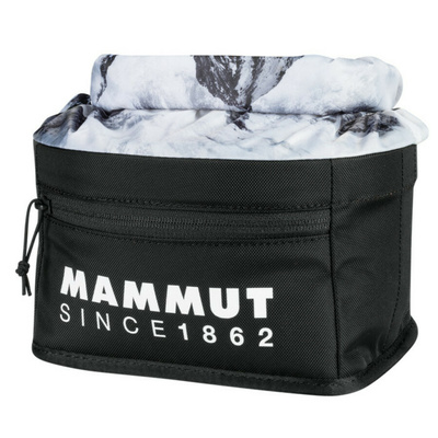 Boll z magnezem Mammut Torba na kredę Boulder Chalk black, Mammut