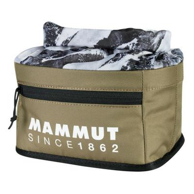 Boll z magnezem Mammut Torba na kredę Boulder Chalk dark glina, Mammut