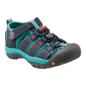 Sandały Keen Newport H2 Jr, midnight navy/baltic, Keen