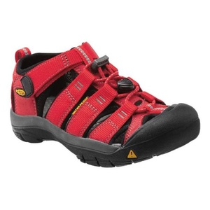 Sandały Keen Newport H2 Jr, 	ribbon red/gargoyle, Keen