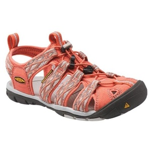 Sandały Keen CLEARWATER CNX W, fusion coral/vapor, Keen
