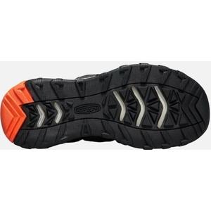 Sandały Keen NEWPORT NEO H2 JR, magnet/spicy pomarańczowy, Keen