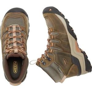 Damskie buty Keen Gips II MID W, kukurydza / złoto koral, Keen