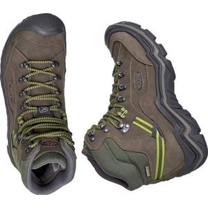 Męskie buty Keen Galleo MID WP M, czarny / zielony, Keen