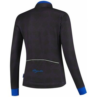 Ultralekka kobiety kurtka rowerowa Rogelli BLOSSOM z grzywna izolacją, fioletowo-niebieski 010.326, Rogelli