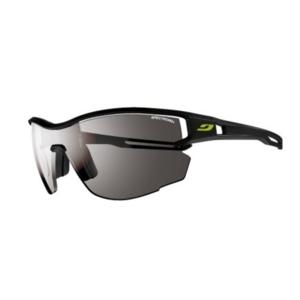 Przeciwsłoneczna okulary Julbo LOOP AERO SP3, black/black logo yellow, Julbo