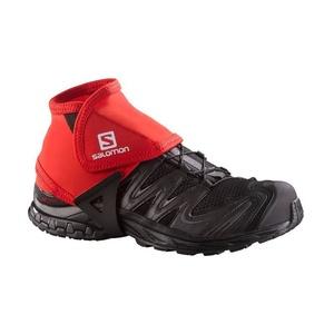 Ochraniacze na buty Salomon TRAIL GAITERS LOW RED 380020, Salomon