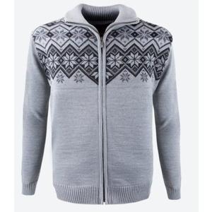 Sweter Kama 4051 109 jasno siwy, Kama