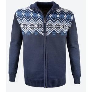 Sweter Kama 4051 108 ciemno niebieska, Kama