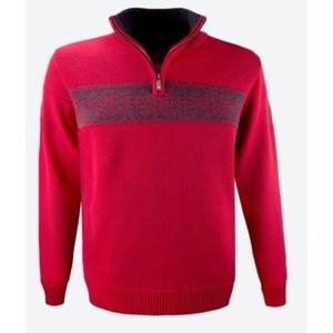 Sweter Kama 4052 104 czerwona, Kama