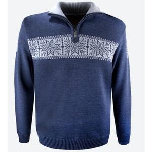 Sweter Kama 4052 108 ciemno niebieska, Kama