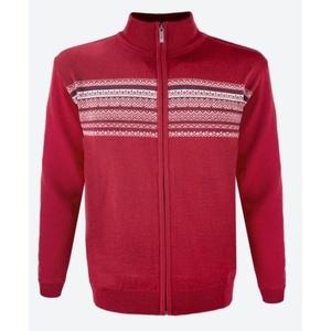 Sweter Kama 4106 104 czerwona, Kama