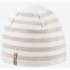 Dzianinowy Merino czapka Kama A122 101 naturalnie biała, Kama