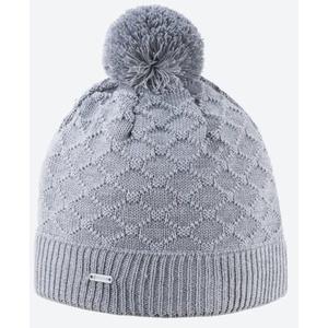 Dzianinowy Merino czapka Kama A124 109 jasno siwy, Kama